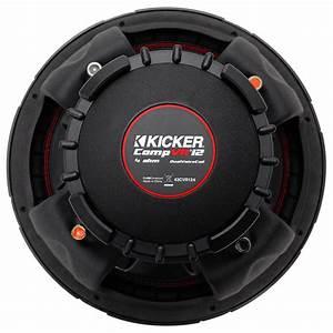 2  Kicker 43cvr124 Compvr 1600 Watt 12 U0026quot  4