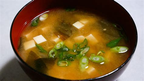 How to Make Miso Soup with Tofu   All Day I Eat   like a shark