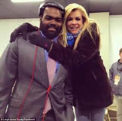 blind side mom praises michael oher  reaching