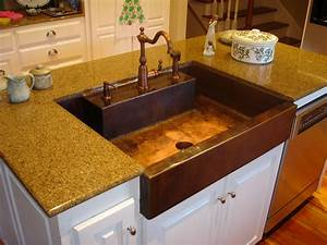 custom copper kitchen sink joel misita archinect With custom kitchen sinks