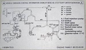 Mercedes Diesel Vacuum System