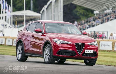 Alfa Romeo Stelvio Uk Price & Specs  Costs From £33,990