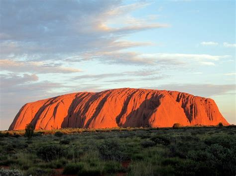 u is for uluru 11 photos 9 one awesome rock