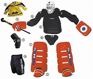 material hockey best high density waterproof hockey With ice hockey captain letters