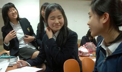 Elite Korean Schools, Forging Ivy League Skills