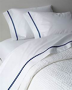 Garnet, Hill, Signature, Bead, Embroidered, Percale, Bedding