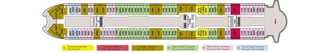 Disney Deck Plan 5 galveston cruises disney deck 8