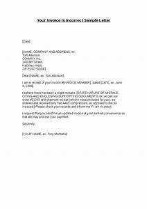 Sample letter with invoice sample business letter for Sample letter for invoice payment