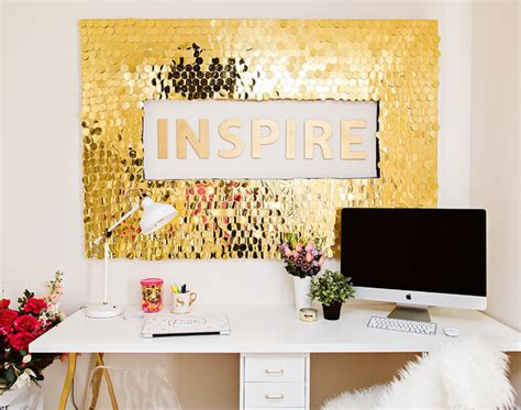 diy gold bedroom decor glamorous gold diy decor projects the budget decorator