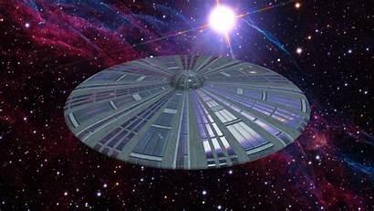 Ufo Classic 3d Sci Fi Space Models