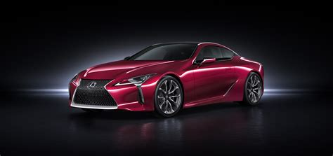 Wallpaper Lexus Lc500 Coupe, 2017 Cars, 5k, Hd, Lexus