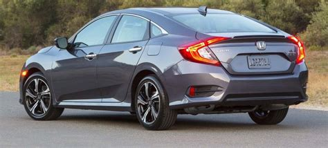 2016 Honda Civic Recall by That Was Fast 2016 Honda Civic Hit With Recall And Stop