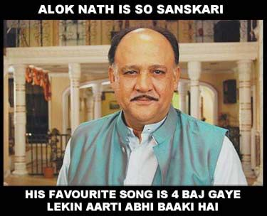 Alok Nath Memes - how funny memes actually are