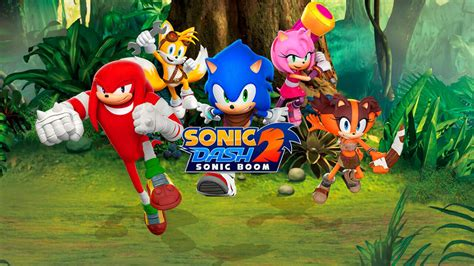 sonic dash  mod apk unlimited rings  unlock characters
