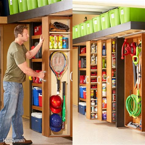 24 Ways To Organize Your Garage For Fall  The Family Handyman