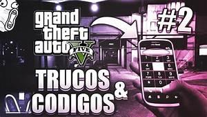 GTA 5 TODOS LOS TRUCOS CDIGOS PARA PS4PS3XBOX 360