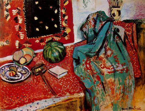 Tapis ã Toile by Les Tapis Rouges Huile Sur Toile 89x116 By Henri