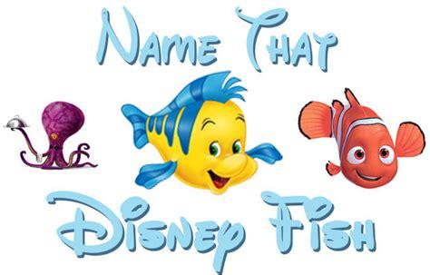 Name That Disney Fish