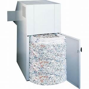 ideal 4107 6mm strip cut bulk compactor industrial paper With bulk document shredding