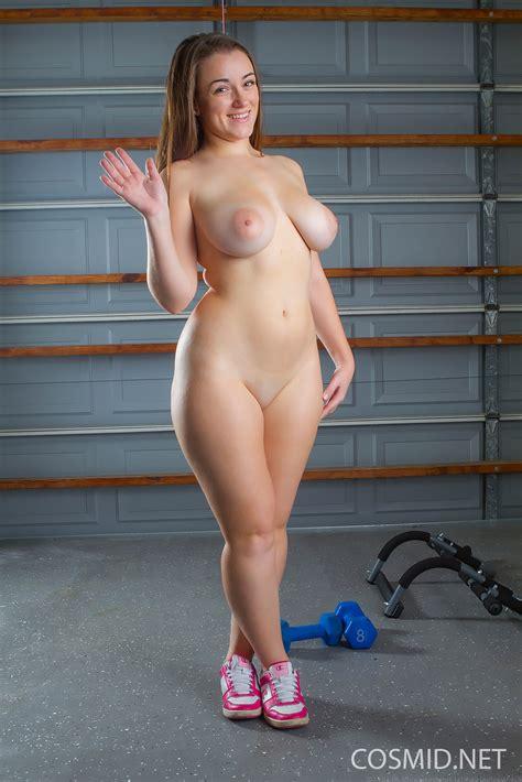 Tiffany Naked Exercise