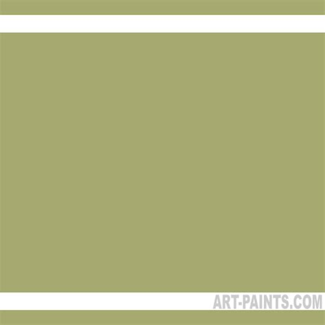Olive Green Artists Oil Paints  27168  Olive Green Paint