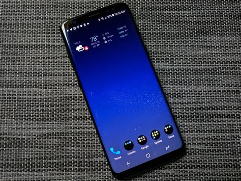 Samsung Galaxy Animated Wallpaper - how to theme your galaxy s9 note 8 or galaxy s8