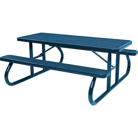 Picnic Table Bench Kit by Picnic Table Bench Kit Ready To Assemble Kits The Home