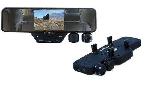 Webcam Mirror by Falcon Zero F360 Hd Car Dash Cam Groupon Goods