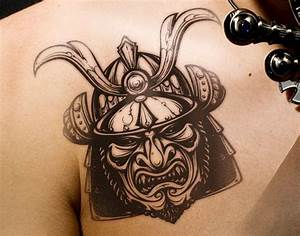 38 best Samurai Helmet Tattoo images on Pinterest ...