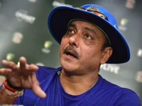 BCCI appoint Shastri as India head coach - The Express Tribune