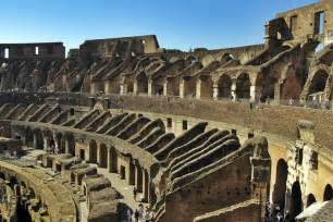 Roman Colosseum Seating