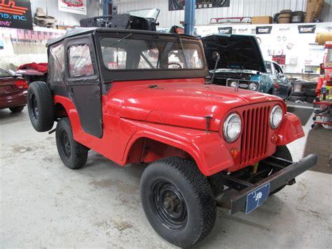 1965 CJ5 Jeep- Completed - American Auto Restoration