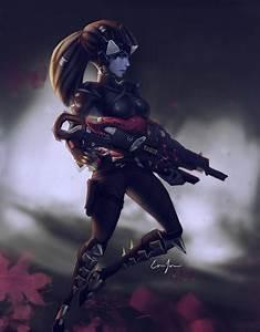 Widowmaker Noir... Noire Widowmaker