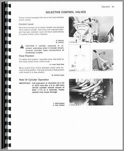 John Deere 2240 Tractor Operators Manual