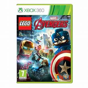 Lego Marvel Avengers Xbox 360 Game 365gamescouk