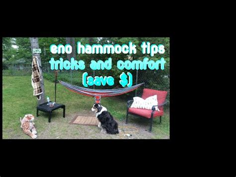 Eno Hammock Cing Tips by Eno Deluxe Hammock Tips Tricks And Comfort