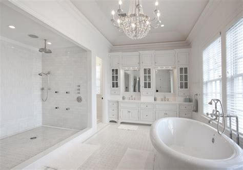 All White Bathroom Ideas by All White Bathroom Pictures Decor Ideasdecor Ideas