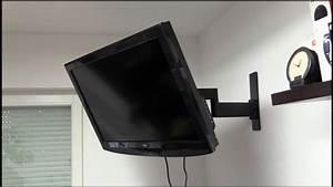 Tv Wandhalterung 32 Zoll : tv wandhalterung vogel 39 s wall 2245 32 55 zoll vesa 400 youtube ~ Watch28wear.com Haus und Dekorationen