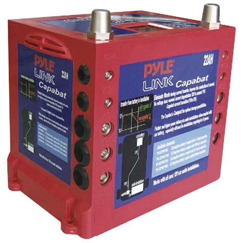 pyle plcpbt   road capacitors