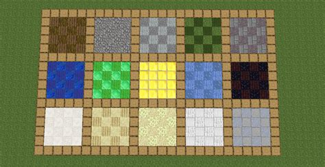 minecraft modern floor designs detail some quot subtle quot alternating floor patterns minecraft