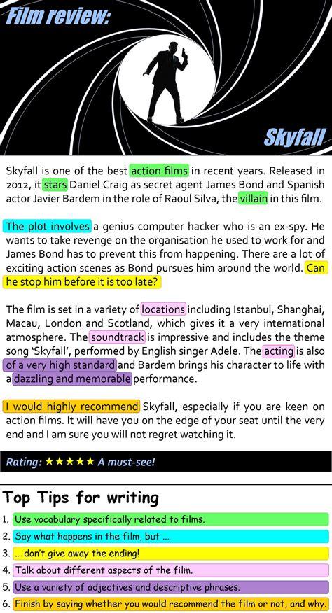 Resultado De Imagen Para Skyfall Film Review Ingles