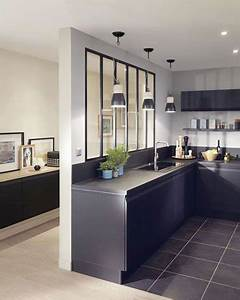 Verrière Intérieure Ikea : am nager ma cuisine et salon dans 40m2 12 messages ~ Melissatoandfro.com Idées de Décoration