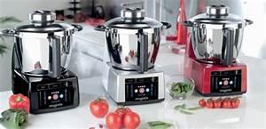 Magimix Cook Expert Ou Thermomix : magimix cook expert vs bimby vorwerk lo scontro finale ~ Melissatoandfro.com Idées de Décoration
