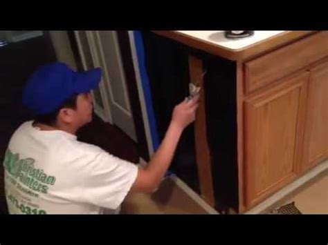 how to use gel stain on kitchen cabinets gel stain glazing kitchen cabinet walnut cost 9845