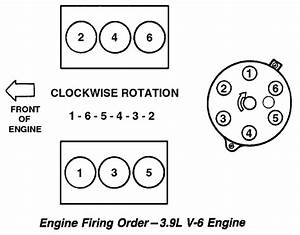 Diagram Wireing Dodge Ram 1500 Distributor Cap V6