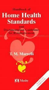 handbook of home health standards documentation With handbook of home health standards quality documentation and reimbursement