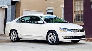 2013 Volkswagen Passat Tdi  Friendly To Families  But Not