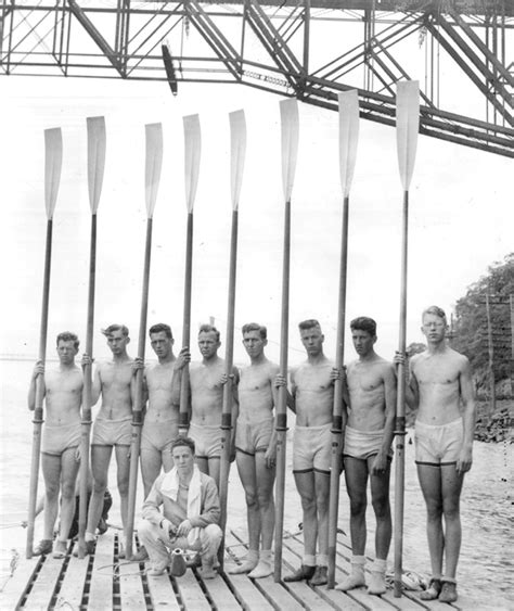Boys In The Boat Movie by Washington S 1936 Olympic Team The Boys In The Boat