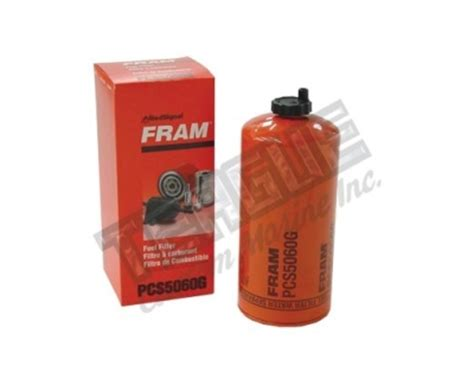 Fram Performance Fuel Filter by Fram Performance Fuel Water Separating Filters Ps6830
