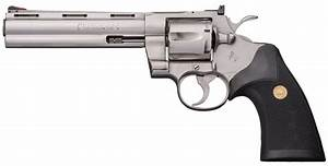 Colt Python Stainless Steel Revolver Firearms Auction Lot 3859